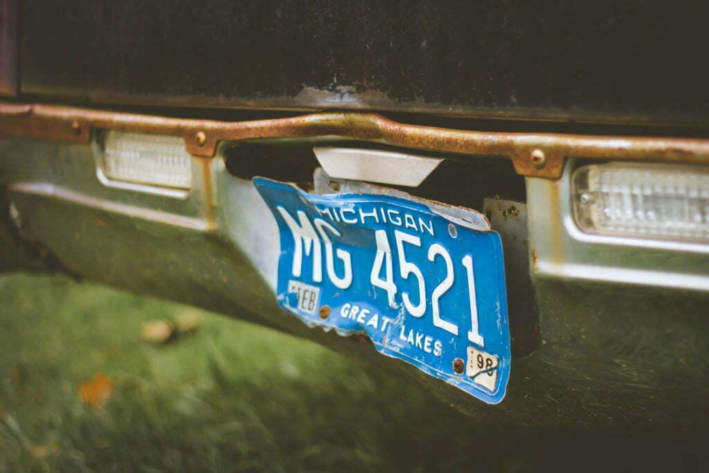 LicensePlateBlog